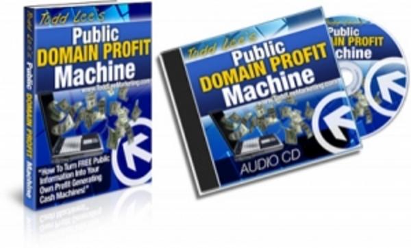 Pay for Secret Public Domain - MRR with Audio