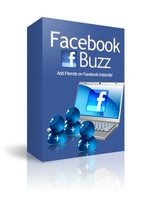 Pay for Amazing FaceBook Buzz - MRR