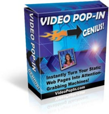 Pay for Video Pop-In Genius with Bonus!