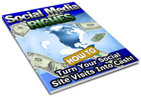 Pay for New!Social Media Riches