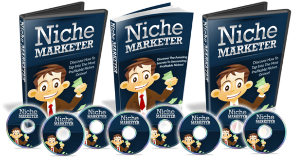 Pay for New! Niche Marketer - 12 Videos Included