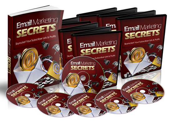 Pay for New!Email Marketing Pro Secret - 7 Videos Included