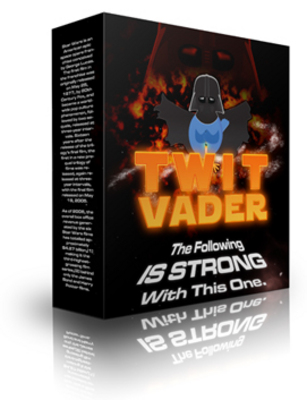 Pay for New! Twitter Vader Software