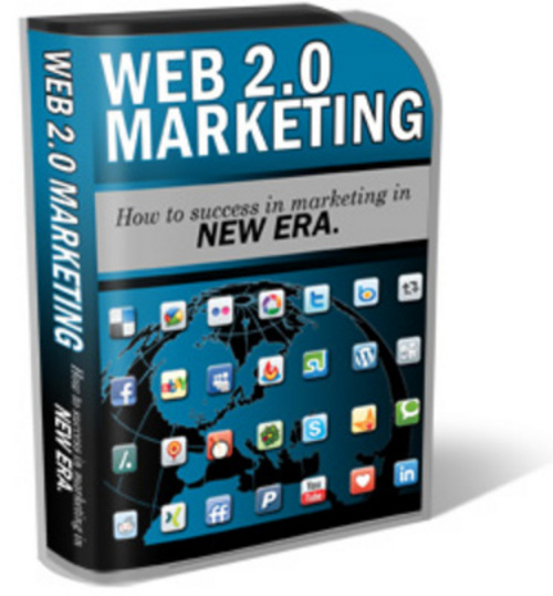 Pay for Web 2.0 Marketing PLR Template