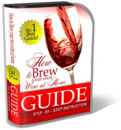 Pay for Brew Your Own Wine Website Templates With Private Label Righ