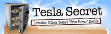 Thumbnail Tesla Secret