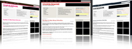 Thumbnail Ultimate Blogging Theme - When Form Overtakes Content