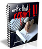 Thumbnail Write That Report - How to write profit-pulling reports