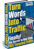 Thumbnail Turn Words Into Traffic