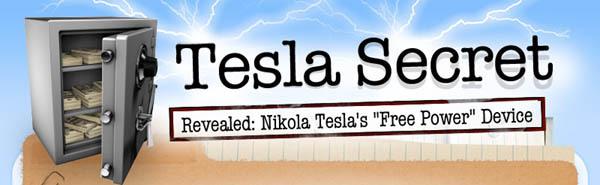 Pay for Tesla Secret