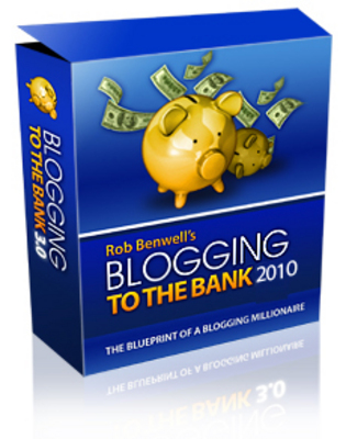 Pay for Make Money Blogging With Blogging To The Bank 2010