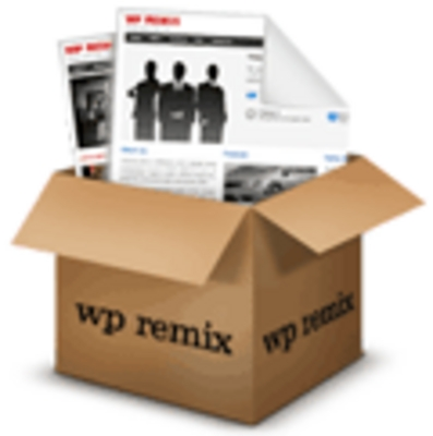 Pay for WP Remix premium theme