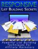 Thumbnail Responsive List Building Secrets