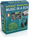 Thumbnail Internet Marketing Music in a Box Volume 1