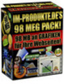 Thumbnail 98 Meg Marketing Grafik Paket mit MRR