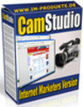 Thumbnail CamStudio - Internet Marketer Version mit MRR