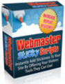 Thumbnail Webmaster Sticky Scripts mit MRR