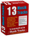 Thumbnail 13 Royalty Free Music Tracks with MRR