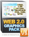 Thumbnail Web 2.0 Graphics Pack V1 mit MRR
