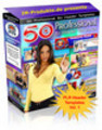 Thumbnail 50 Professionelle Biz Header Templates V1 mit PLR