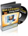 Thumbnail Wie man Web 2.0 Graphiken mit GIMP erstellt Video Tutorials