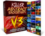 Thumbnail Killer Abstract Backgrounds V3 - MRR