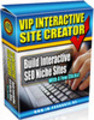 Thumbnail VIP Interactive Site Creator - MRR