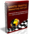 Thumbnail Ebook Webprojekt - Gratis Traffic - Marketing Report - PLR