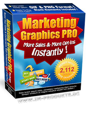 Pay for Marketing Graphics Pro mit MRR