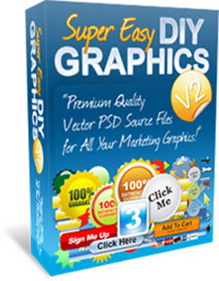 Pay for Super Easy DIY Graphics V2