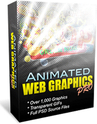 Pay for Animated Web Graphics Pro - MRR
