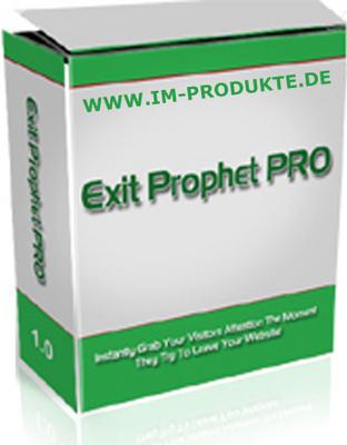 Pay for Exit Prophet Pro PHP Script - MRR