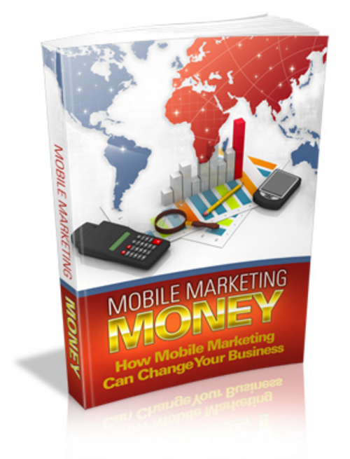 Pay for Mobile Marketing Money