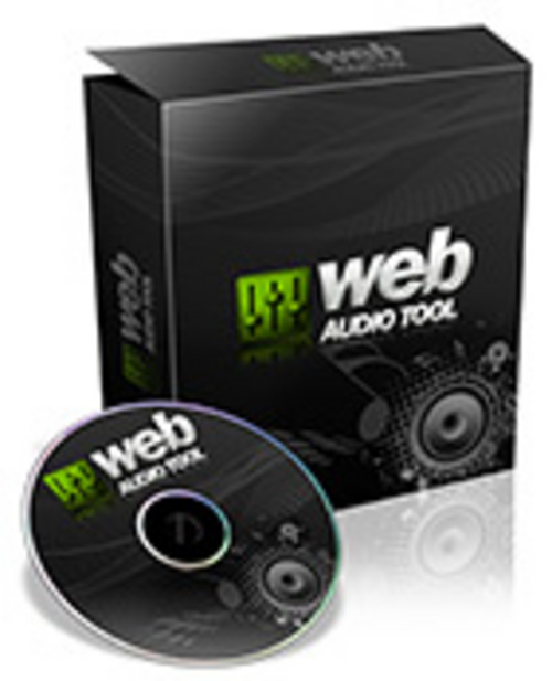 how to download audio from website