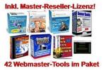 Thumbnail 42 Webmaster-Tools im Profi-Pack + MRL