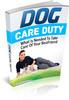 Thumbnail Dog Care Duty MRR