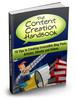 Thumbnail The Content Creation Handbook MRR