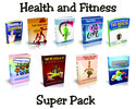 Thumbnail Health and Fitness Super Pack