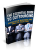 Thumbnail The Essential Guide To Outsourcing MRR