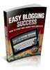 Thumbnail Easy Blogging Success MRR