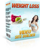Thumbnail Weight Loss Video Site Builder MRR