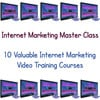 Thumbnail Internet Marketing Master Class PLR