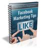 Thumbnail Facebook Marketing Tips Crash Course PLR
