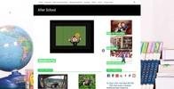 Thumbnail After School Niche Blog PLR
