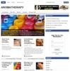 Thumbnail Aromatherapy Niche Blog PLR