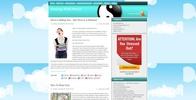 Thumbnail Dealing Stress Niche Blog PLR