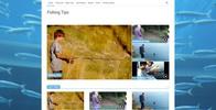 Thumbnail Fishing Tips Blog PLR