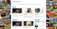 Thumbnail Photography Tips Niche Blog PLR