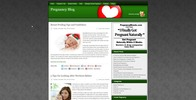 Thumbnail Pregnancy Niche Blog PLR