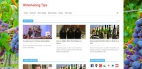 Thumbnail Wine Niche Blog PLR